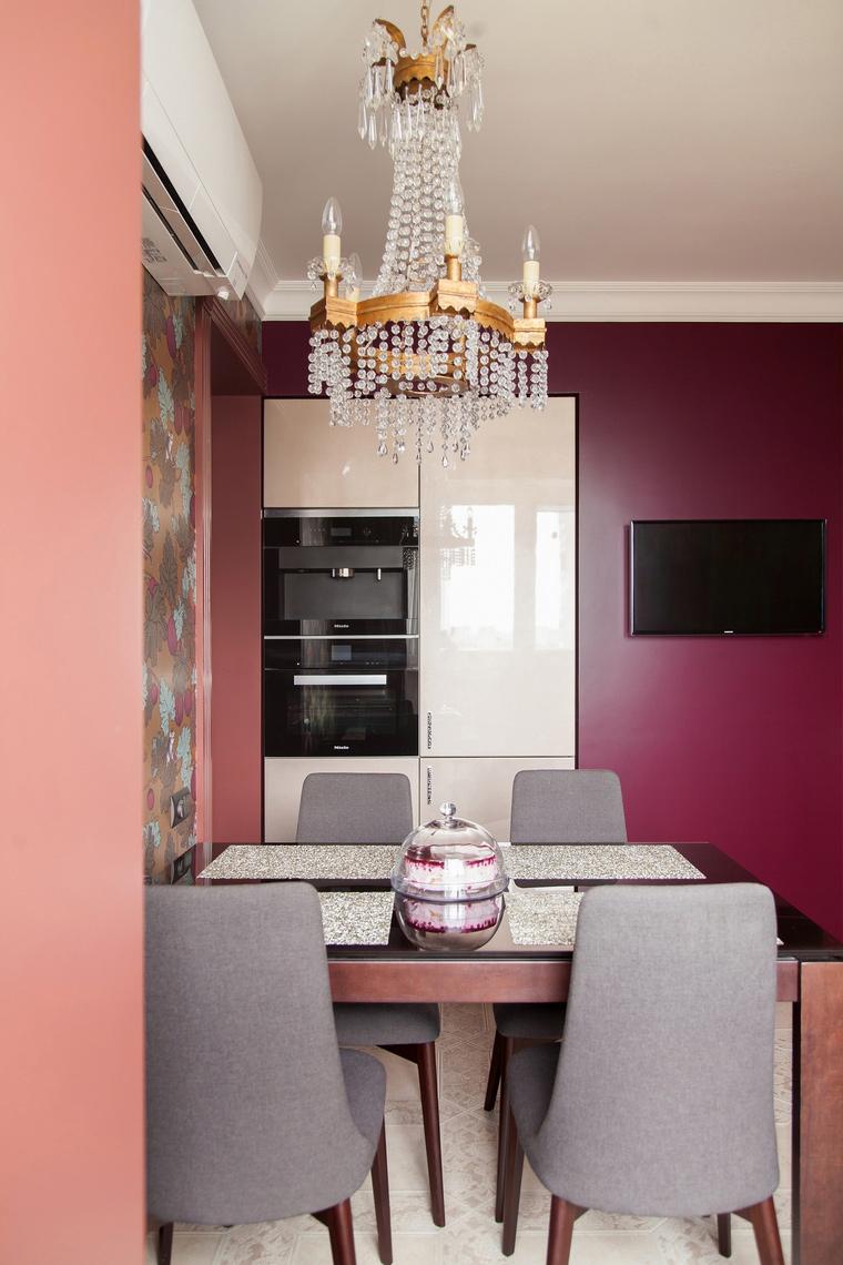 Фото № 64079 кухня  Квартира