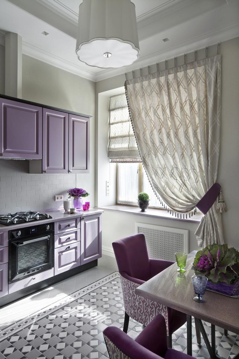 Фото № 64104 кухня  Квартира