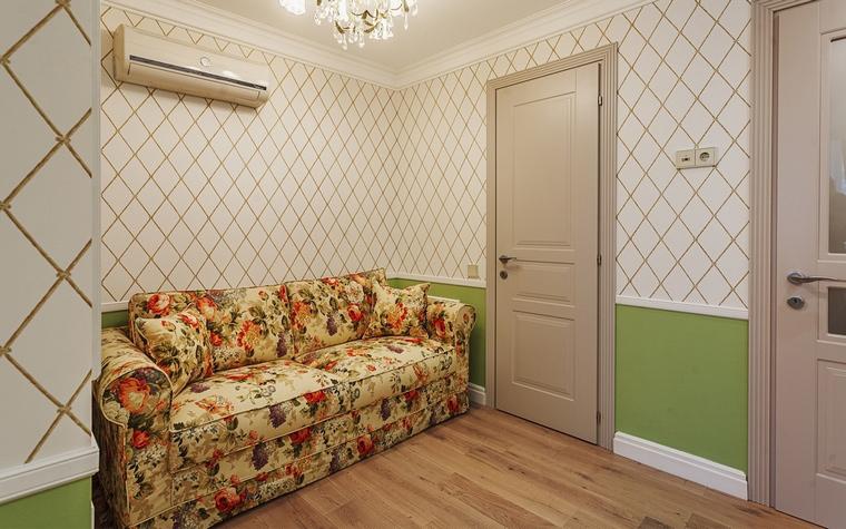 интерьер спальни - фото № 64133