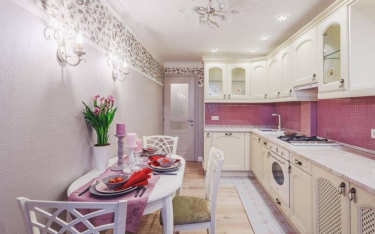Фото № 64112 кухня  Квартира