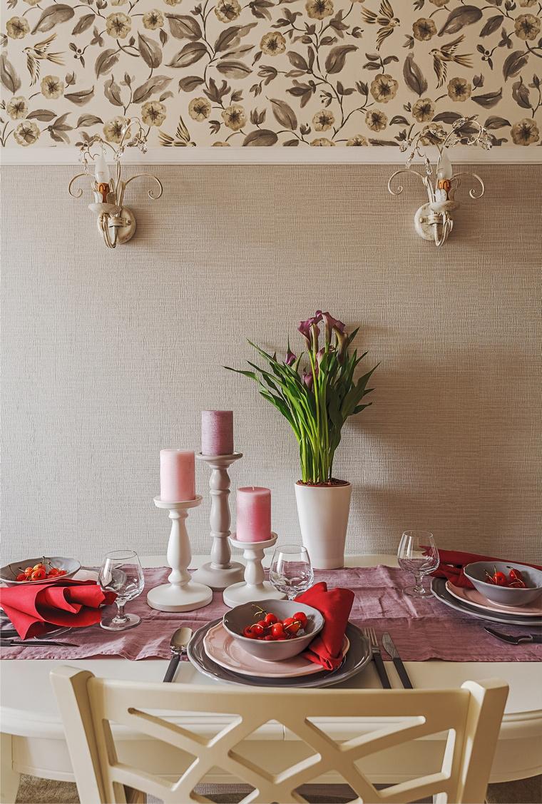 Фото № 64114 кухня  Квартира