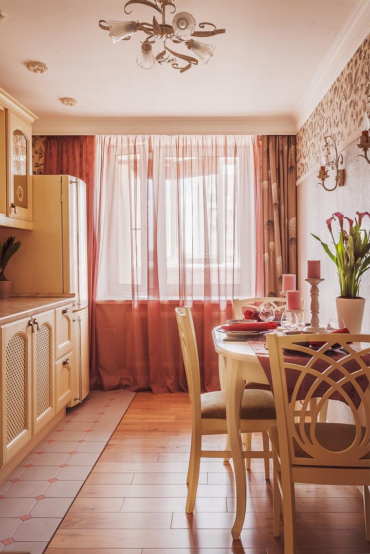 Фото № 64115 кухня  Квартира