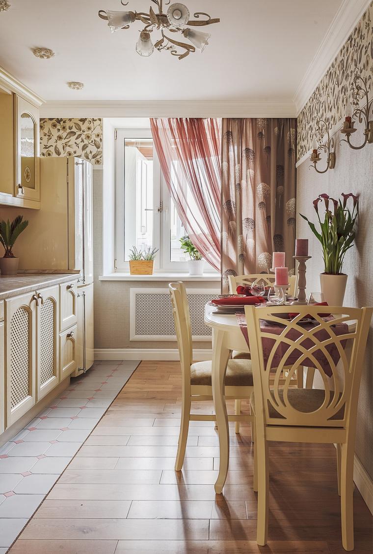 Фото № 64116 кухня  Квартира