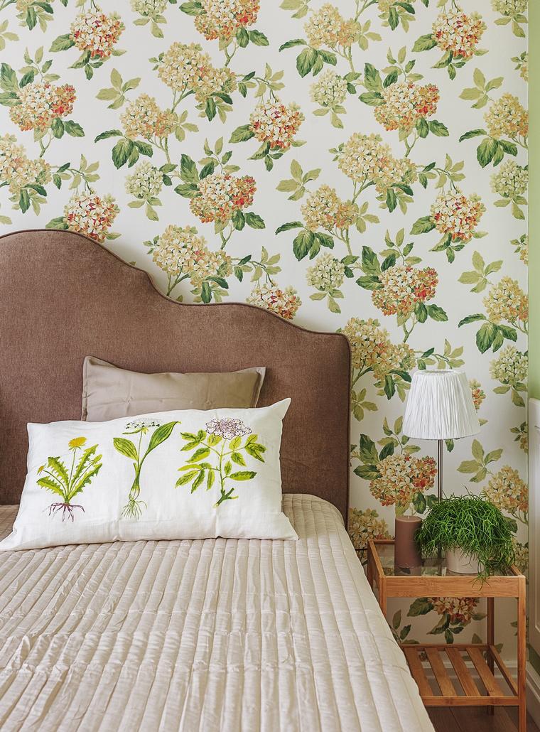 Фото № 64119 спальня  Квартира