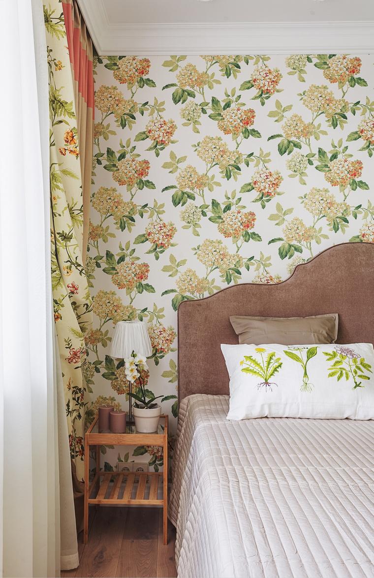 Фото № 64120 спальня  Квартира