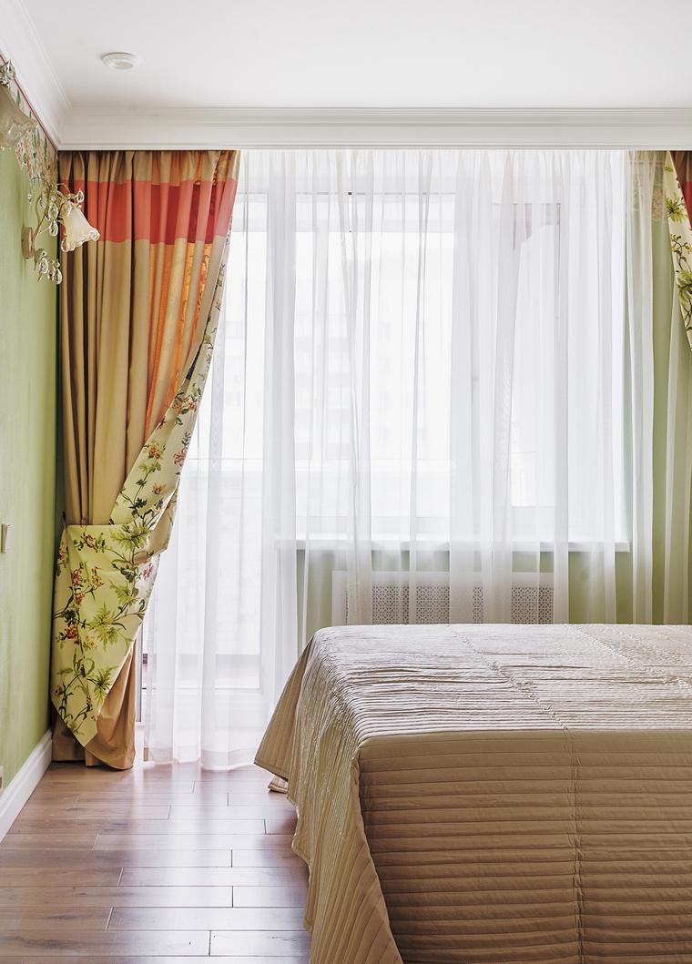 интерьер спальни - фото № 64122