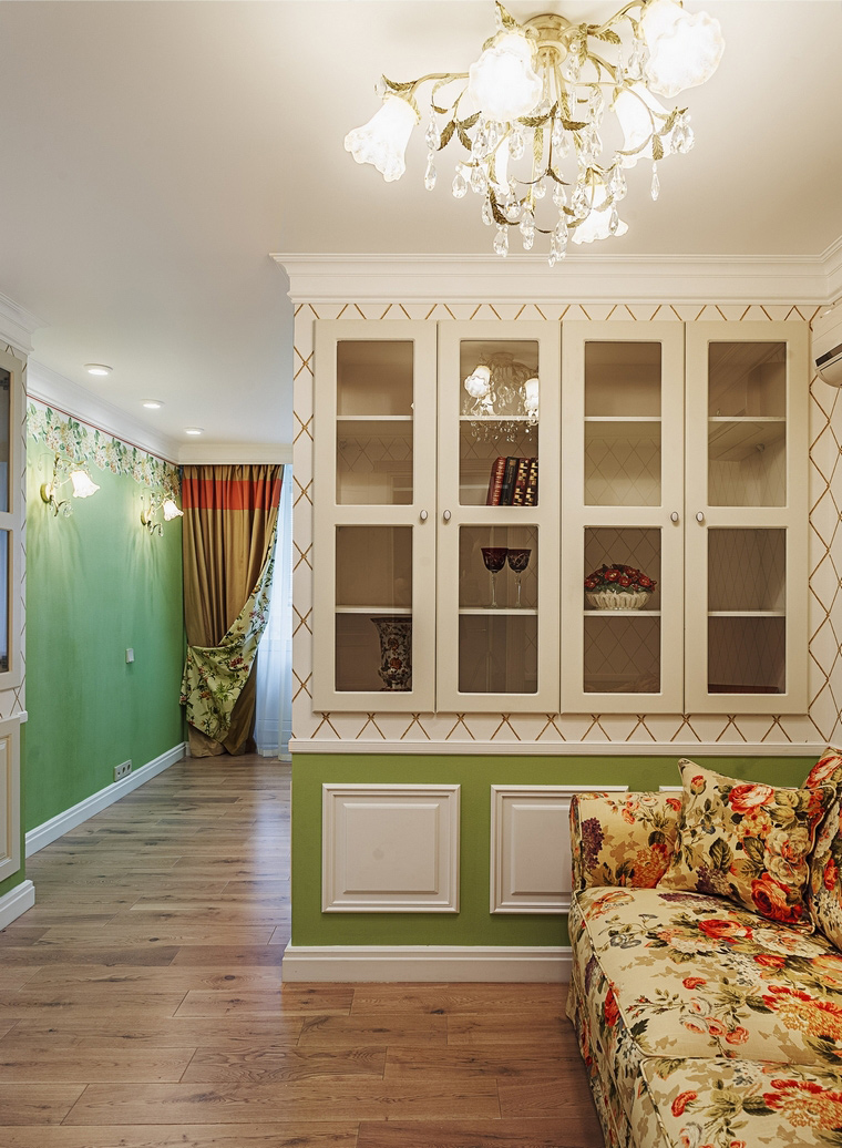 интерьер спальни - фото № 64135