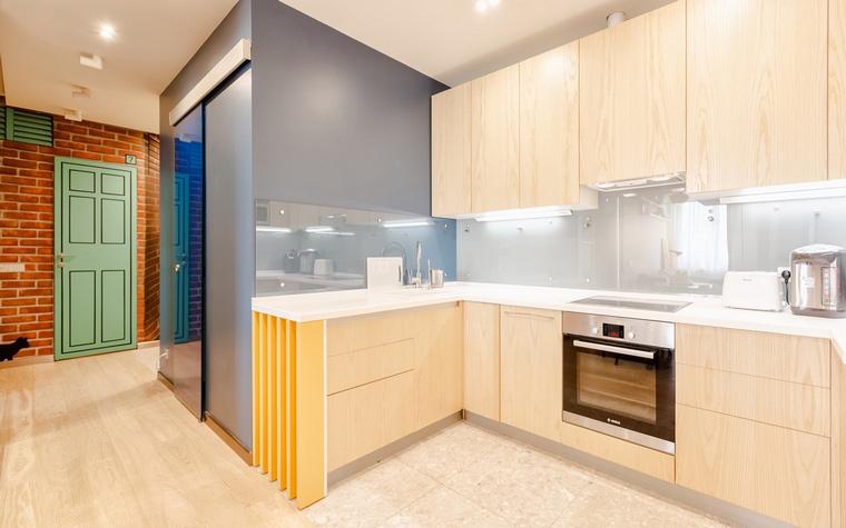 интерьер кухни - фото № 64190