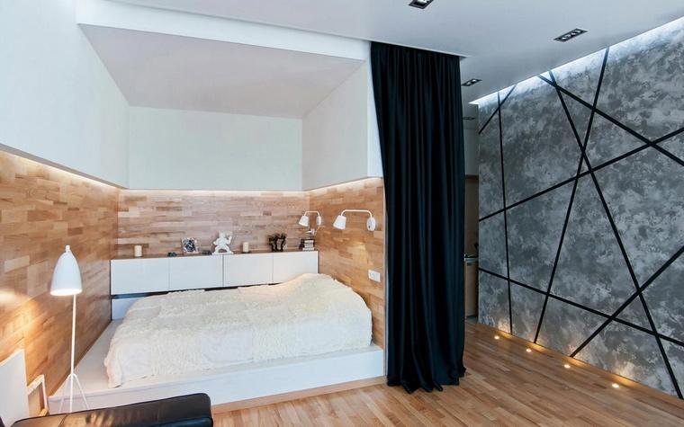 Фото № 64268 спальня  Квартира