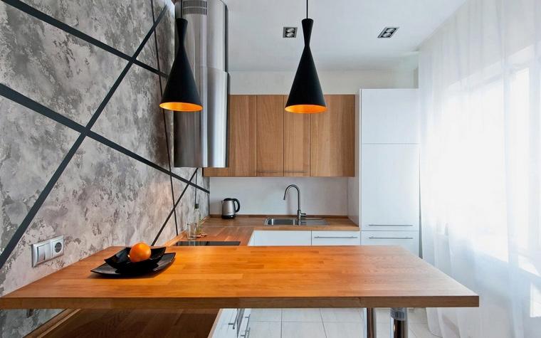 Фото № 64265 кухня  Квартира