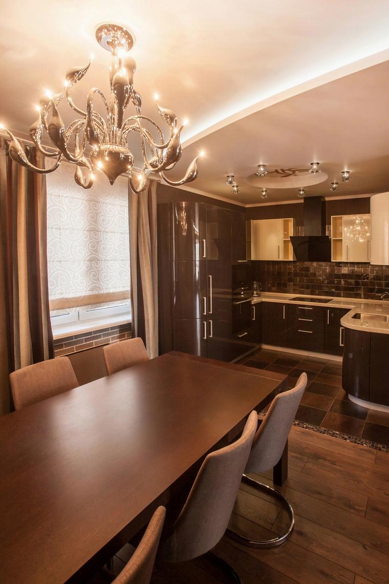 интерьер кухни - фото № 64318