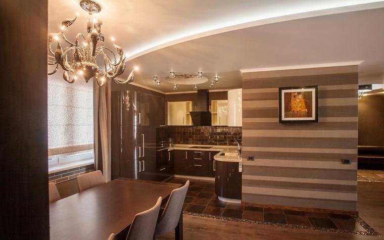 Квартира. кухня из проекта , фото №64319