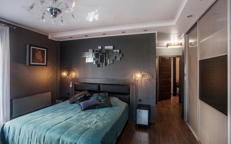 интерьер спальни - фото № 64321