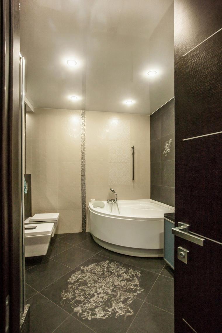 Квартира. ванная из проекта , фото №64323