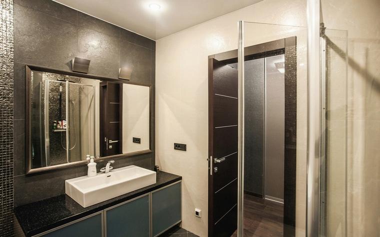 Квартира. ванная из проекта , фото №64324