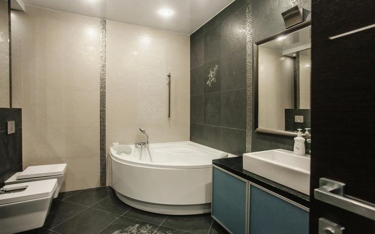 Квартира. ванная из проекта , фото №64325