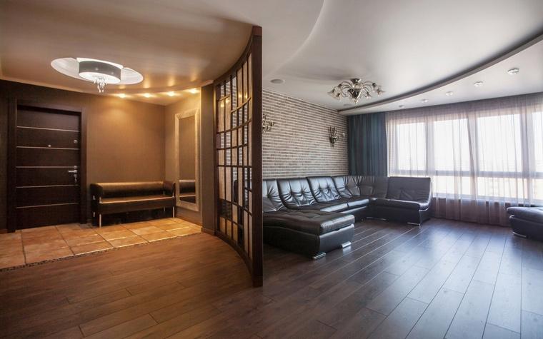 Квартира. гостиная из проекта , фото №64307