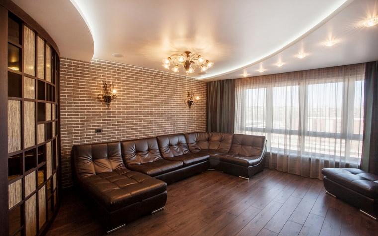 Квартира. гостиная из проекта , фото №64308