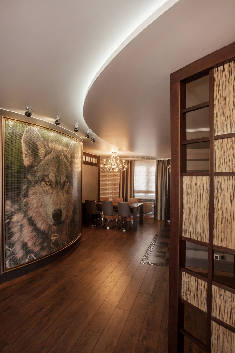 Квартира. столовая из проекта , фото №64316