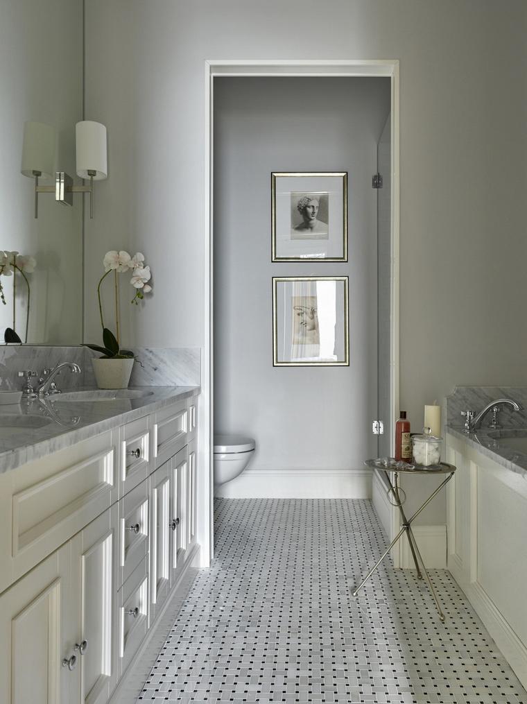 интерьер ванной - фото № 64362