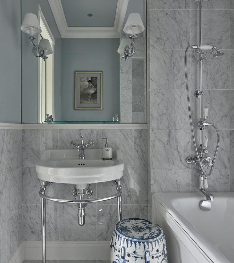 Фото № 64363 ванная  Квартира
