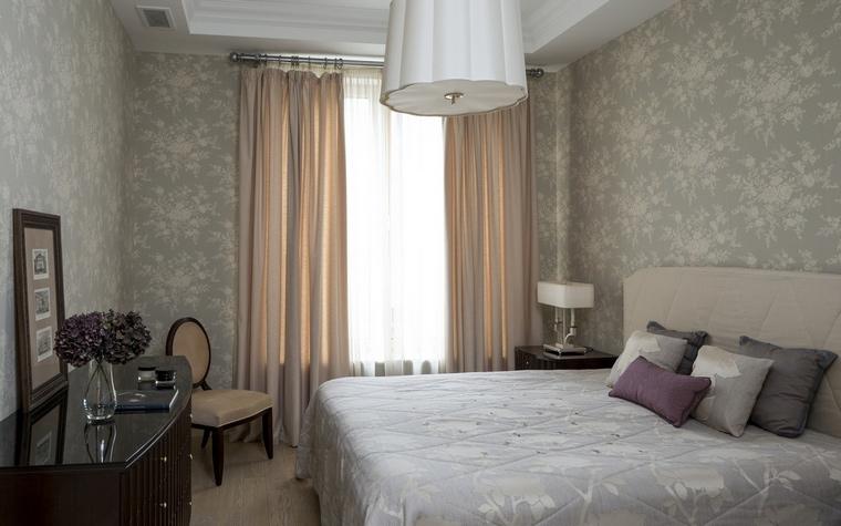Квартира. спальня из проекта , фото №64403