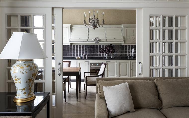 Квартира. кухня из проекта , фото №64392