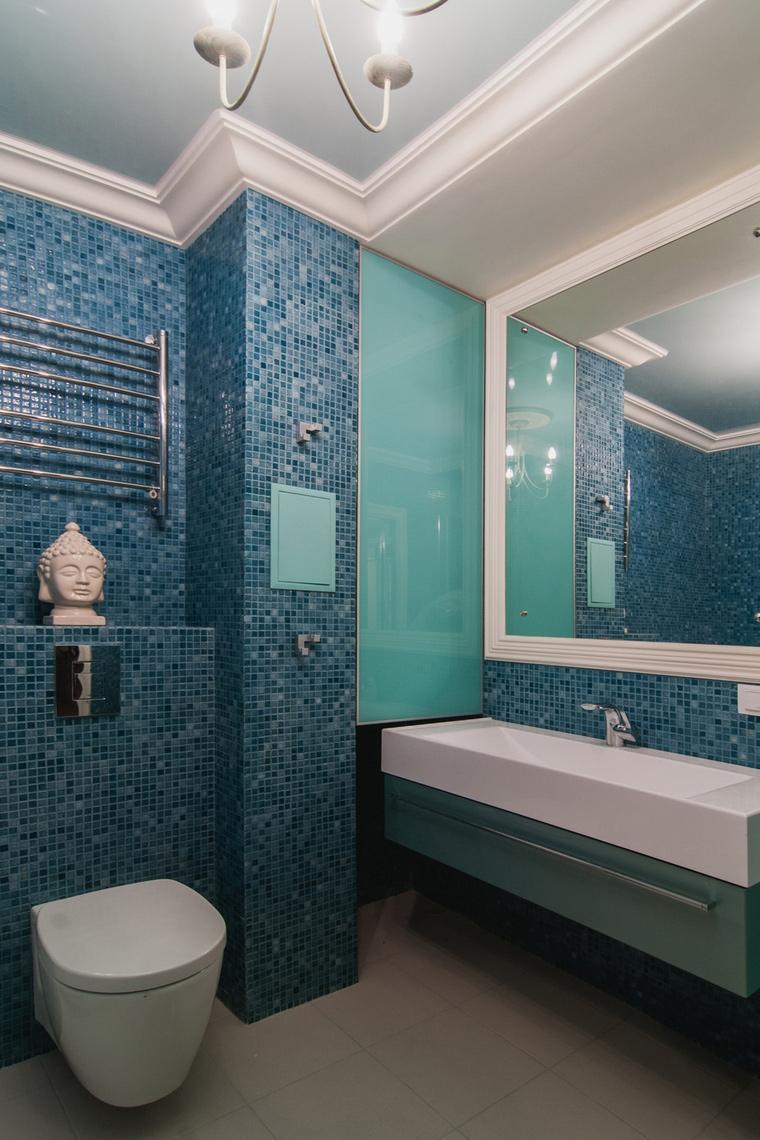 интерьер ванной - фото № 64425