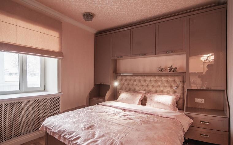 интерьер спальни - фото № 64422