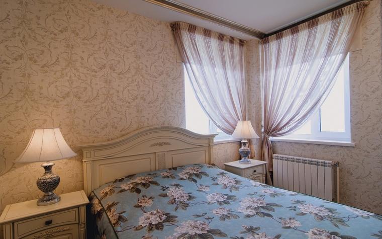 Квартира. спальня из проекта , фото №64434