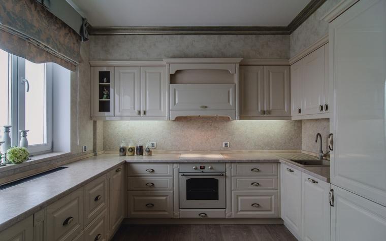 Квартира. кухня из проекта , фото №64433