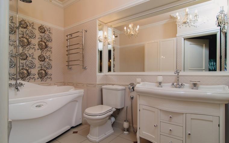 Фото № 64436 ванная  Квартира