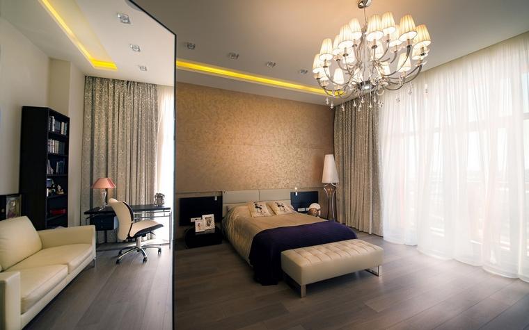 Фото № 64454 спальня  Квартира