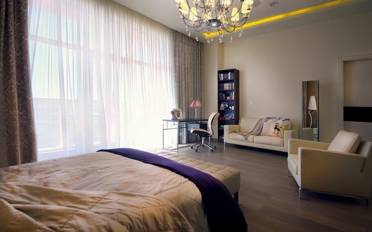 Фото № 64455 спальня  Квартира