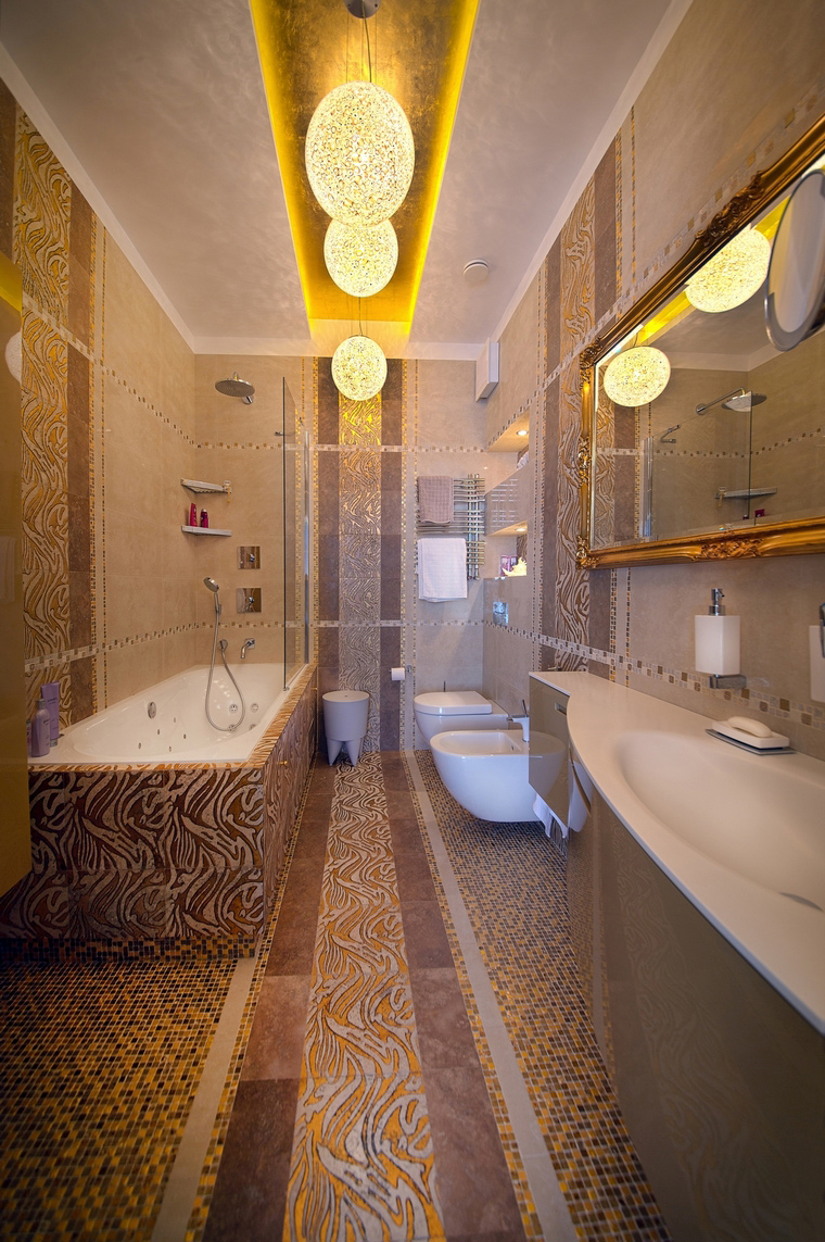 интерьер ванной - фото № 64456