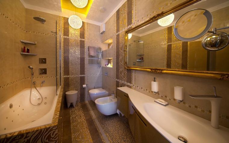 интерьер ванной - фото № 64457