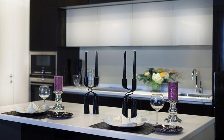 интерьер кухни - фото № 64444