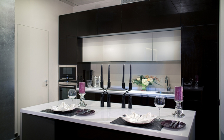 интерьер кухни - фото № 64445