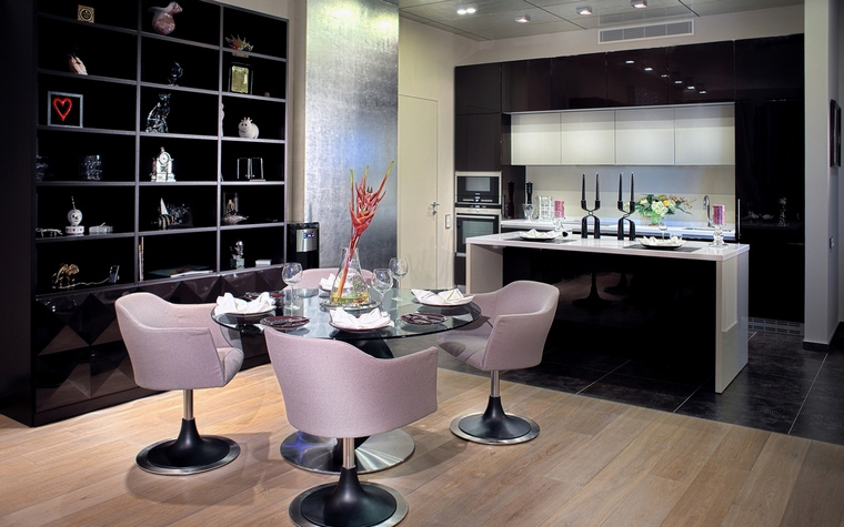 интерьер кухни - фото № 64443