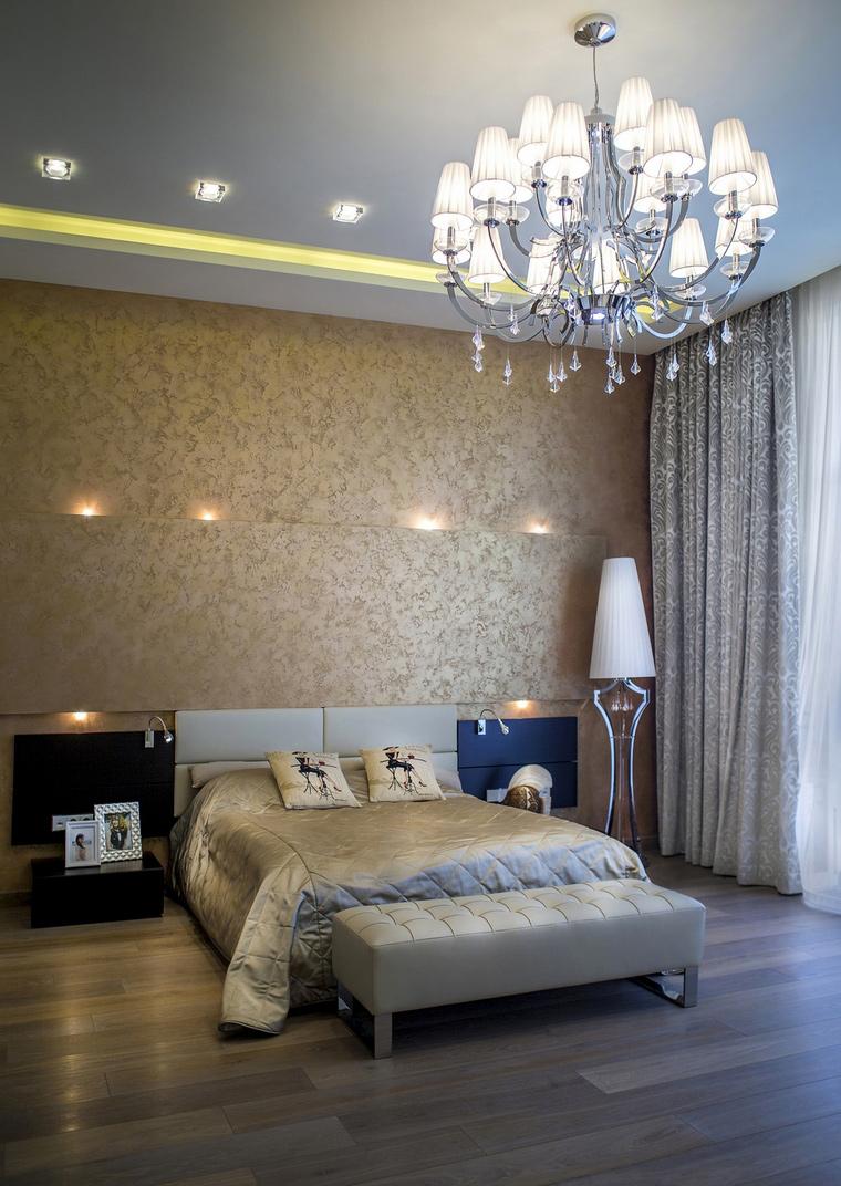Фото № 64452 спальня  Квартира