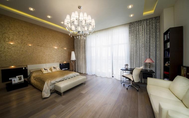 Фото № 64453 спальня  Квартира