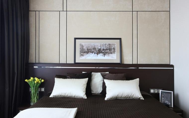 интерьер спальни - фото № 64516