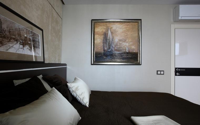интерьер спальни - фото № 64517