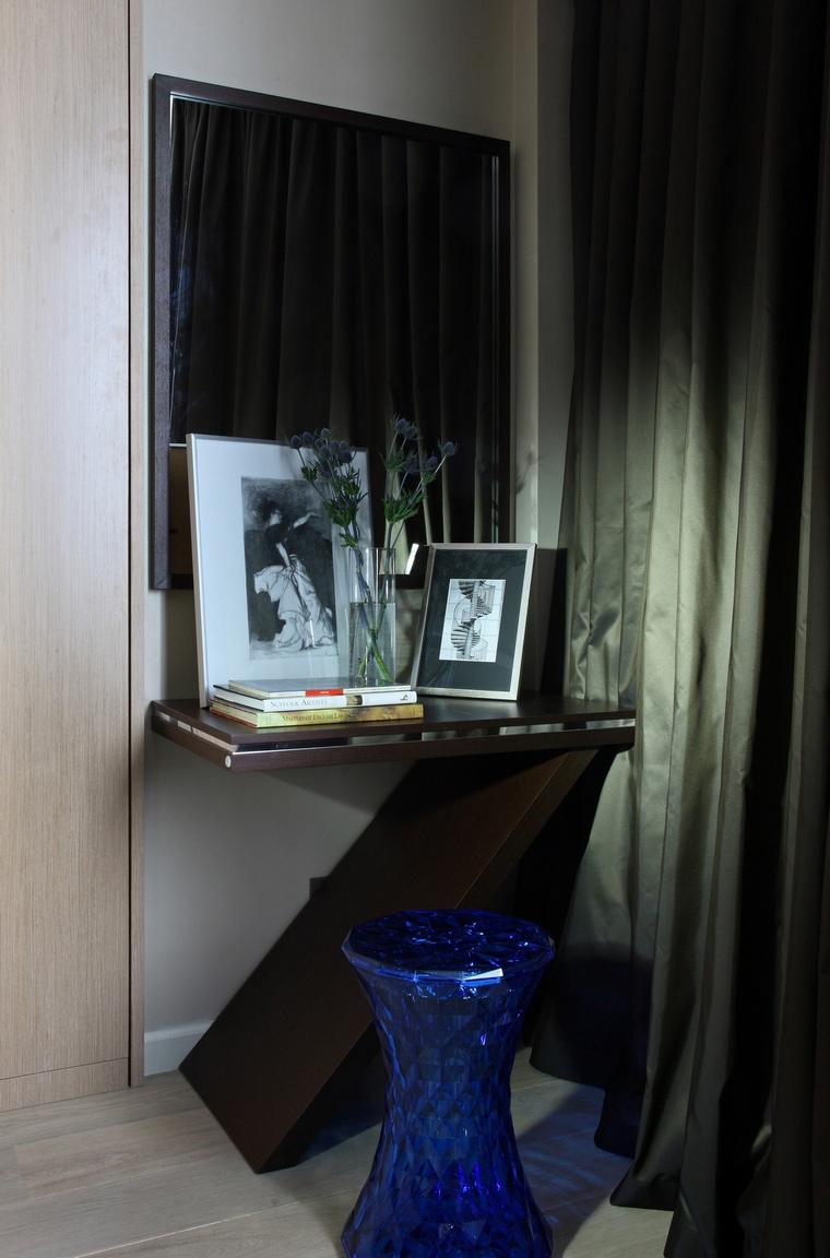 интерьер спальни - фото № 64518