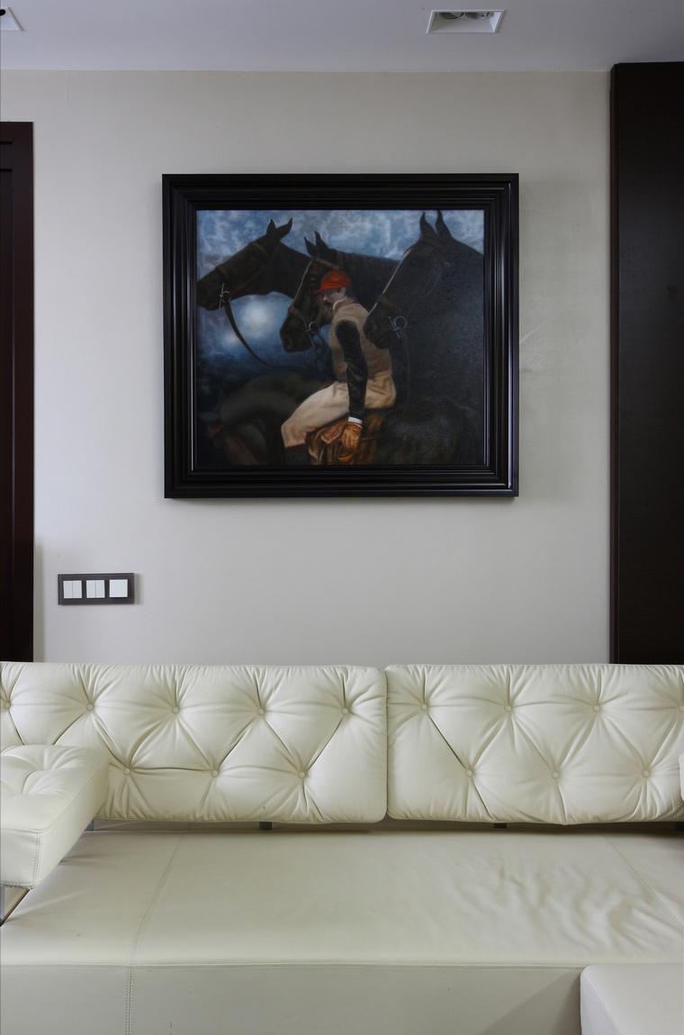 Квартира. гостиная из проекта , фото №64505