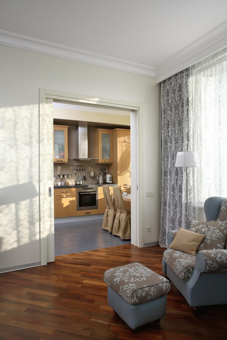 Квартира. гостиная из проекта , фото №64576