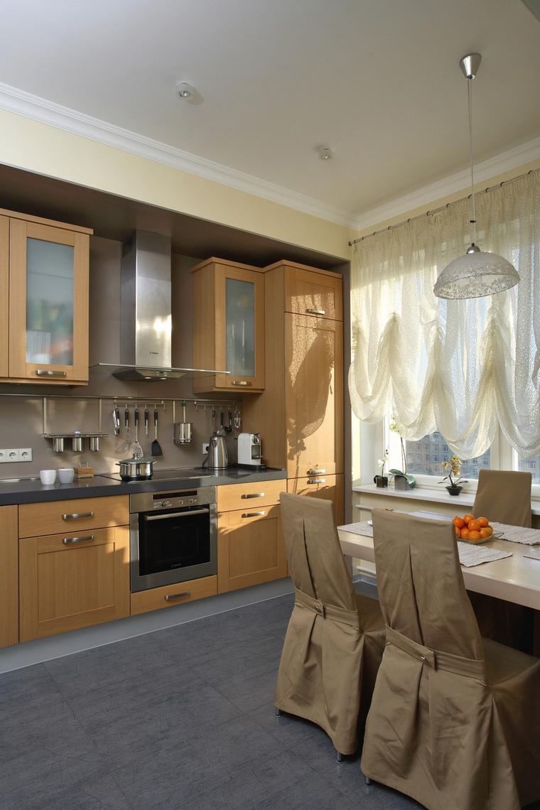 Квартира. кухня из проекта , фото №64577