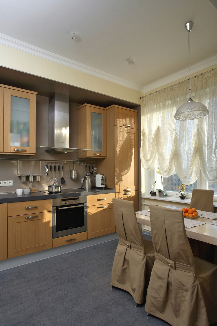 интерьер кухни - фото № 64577