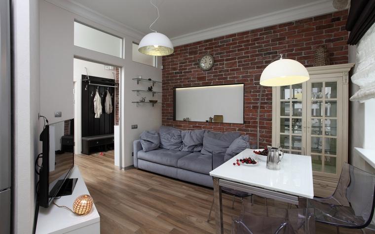 Квартира. гостиная из проекта , фото №64654