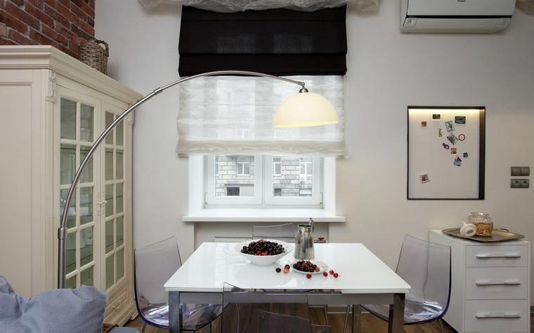 Квартира. столовая из проекта , фото №64656